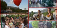 VIDEO/FOTO Nadvio se balon nad Pridvorjem, završeno konavosko proljeće!