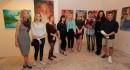 FOTO Dubrovačkoj publici predstavili se mladi slikari Umjetničke škole