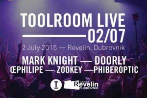 Toolroom live residency @ Culture Club Revelin | Dubrovnik | Dubrovačko-neretvanska županija | Hrvatska