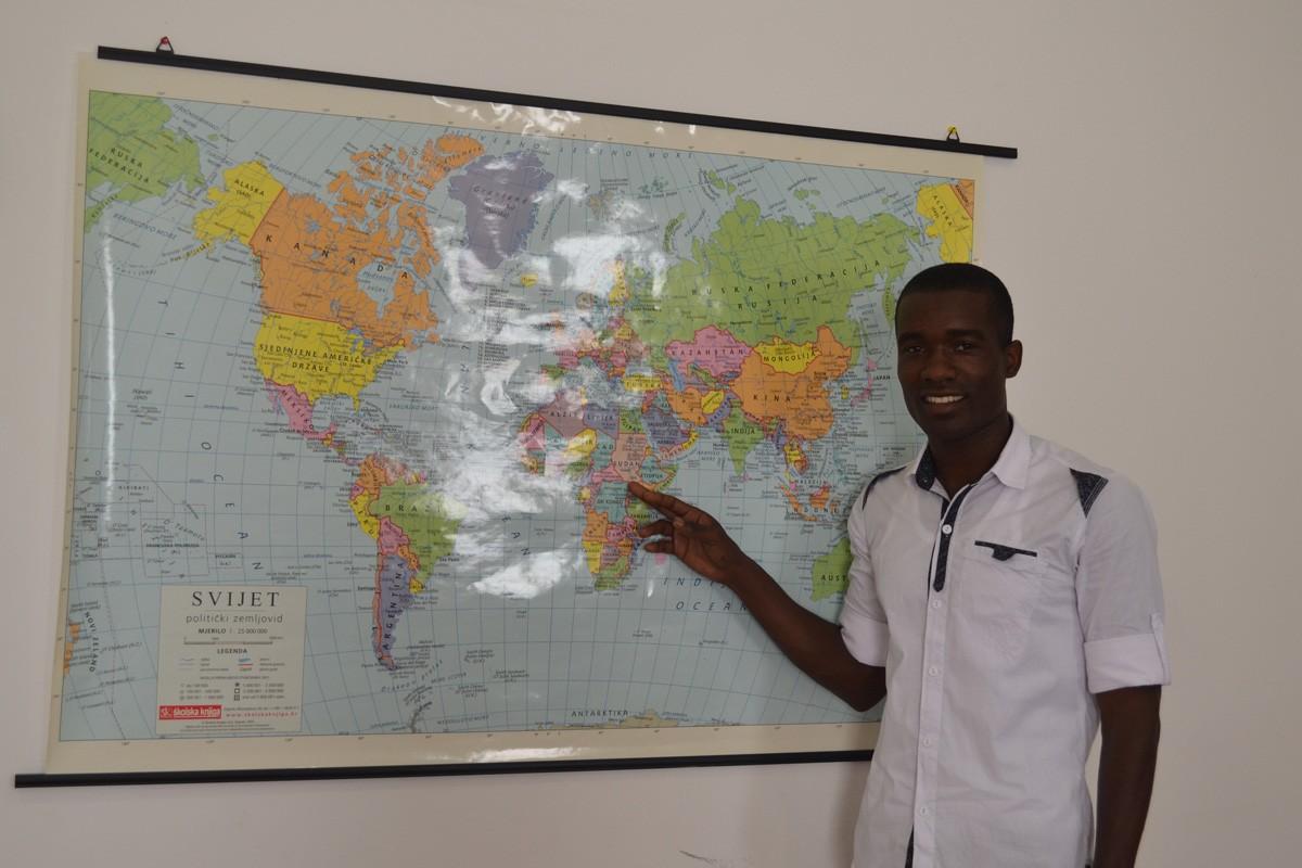 Upoznavanje u Ugandi
