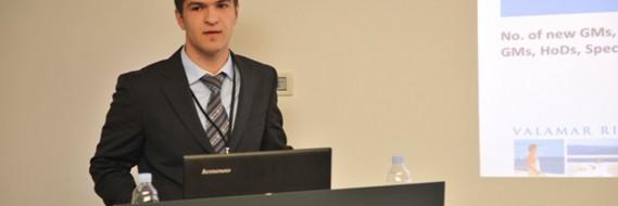 Zašto studirati na RIT Croatia? Zato jer sve što učim na predavanju uspijevam primijeniti u praksi!