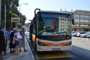 ZATVOREN PROMET Kako voze Libertasovi autobusi za Grušku noć?