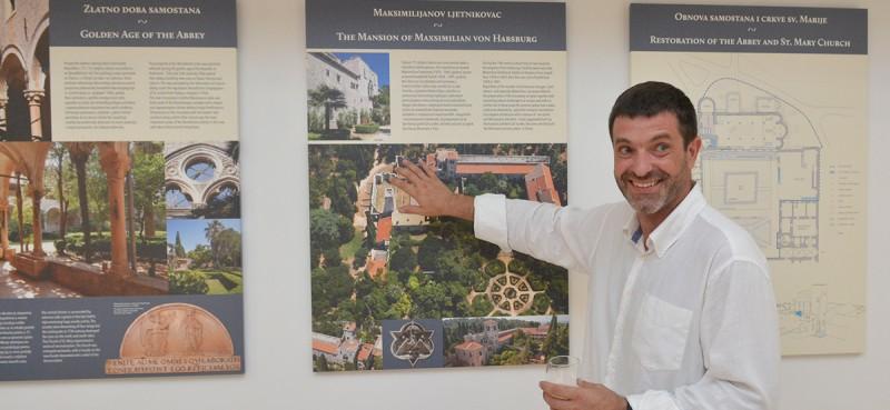 FOTO/VIDEO Kako će izgledati obnovljen lokalitet Benediktinskog samostana i crkve sv. Marije na Lokrumu