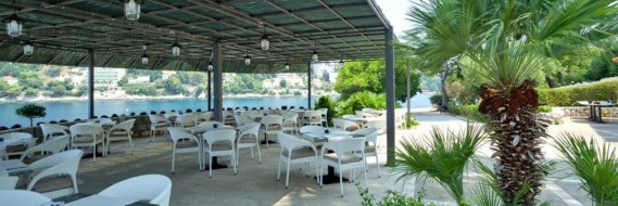 Vrtni restoran 'Glorijet' Hotela Splendid u novom ruhu!