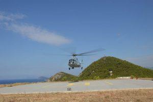 Novorođenče helikopterom prebačeno za KBC Split