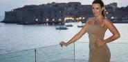 FOTO Zavodljiva Natali Dizdar 'začarala' Dubrovčane