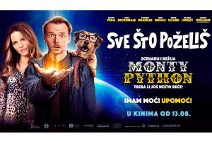 SVE ŠTO POŽELIŠ – komedija @ Kino Slavica | Dubrovnik | Dubrovačko-neretvanska županija | Hrvatska