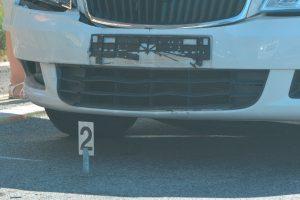 NA MAGISTRALI IZNAD ILIJINE GLAVICE Jedna osoba ozlijeđena u prometnoj nesreći