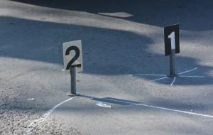 PROMETNA U KUPARIMA Sudar dvaju motocikala i automobila