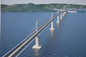 Strabag traži 'neovisni izračun' cijene Pelješkog mosta
