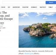 YAHOO!TRAVEL 'Zaboravite Grčku i jug Francuske kad vidite Dubrovnik!'