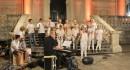 FOTO Mladi Norvežani zapjevali Dubrovčanima