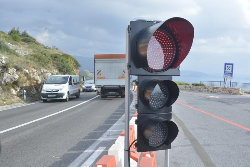 SANACIJA POKOSA Na Orsuli 'osvanuli' semafori, vozači se pozivaju na oprez!