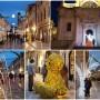 VIDEO/FOTO Na Stradunu zasvijetlili blagdanska rasvjeta, 'zlatni medo' i nepoznate konstrukcije