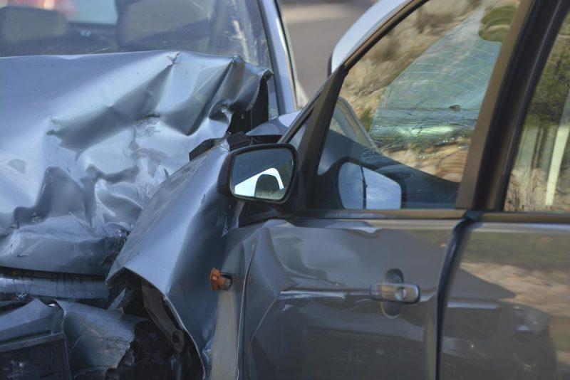 Sudar na putu za Pobrežje, jedna osoba ozljeđena