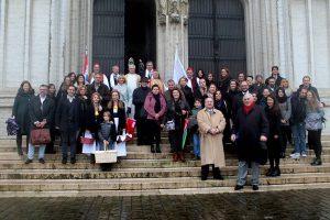 Zvonimir Batarilo i Davor Vnučec festanjuli Feste u Bruxellesu