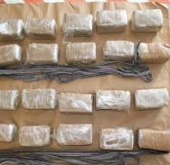 EKSKLUZIVNO Nova zapljena: Pokušao prošvercati 10 kilograma droge u Smartu!