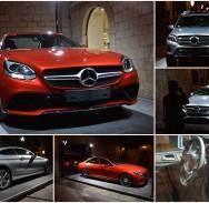 FOTOGALERIJA Pogledajte najnovije Mercedesove ljepotice i zvijeri izložene na Stradunu!