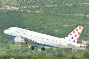 MA TKO TU KOGA? Evo kako Croatia Airlines i ZL Franjo Tuđman 'opravdavaju' dubrovački let za Rim