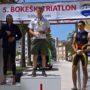 NA ČELU S DIKLIĆEM Uspješni dubrovački triatlonci donijeli zlato u grad