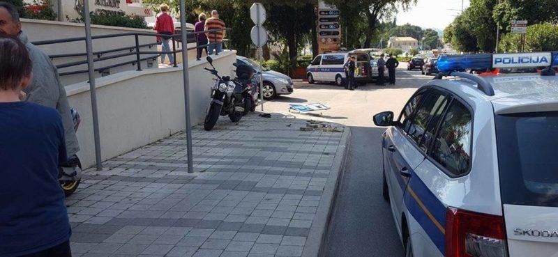 PROMETNA NESREĆA Autom naletio na pješakinju, pa pobjegao!