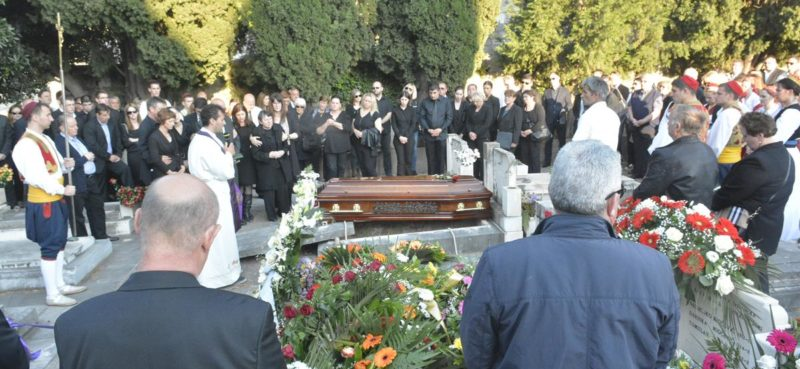 FOTO/VIDEO Dubrovčani se oprostili od Đura Miletića