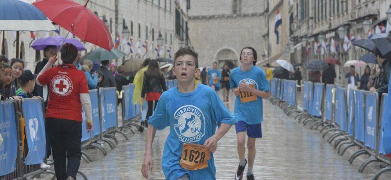 DU MOTION Zbog lošeg vremena otkazana dječja utrka