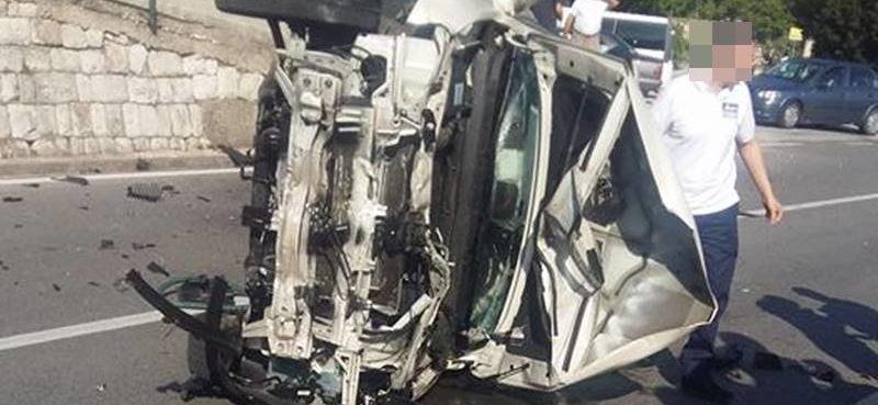 TJEDAN NA CESTAMA U 17 nesreća ozlijeđeno šest osoba
