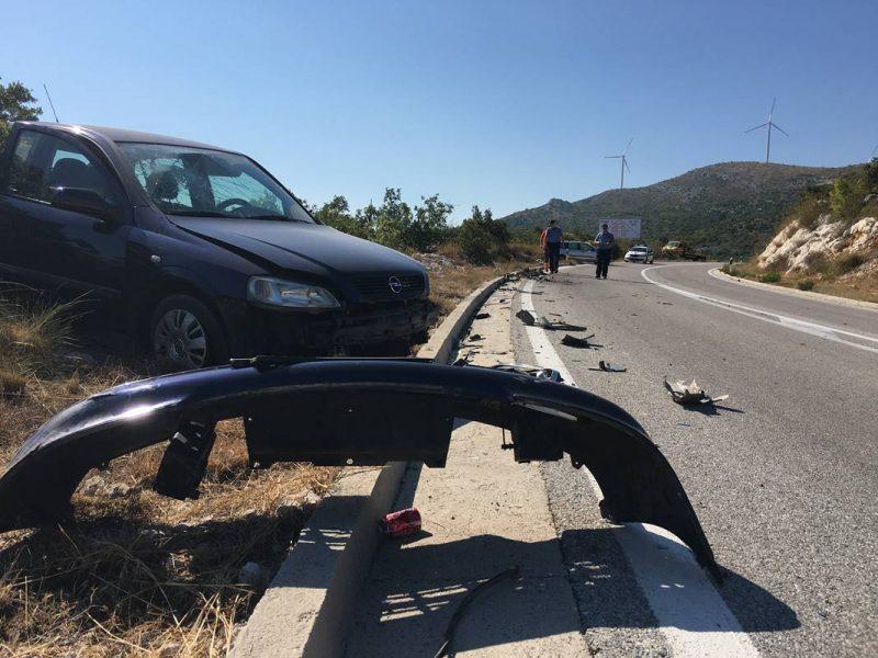 OKOLNOSTI PROMETNE NESREĆE Vozačica zaspala i 'krovirala' automobil