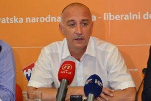 HNS ODLUČIO Nema koalicije s HDZ-om, Vrdoljak dao ostavku