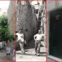 Skrivena mjesta ulice od fratara
