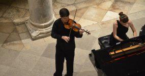 Dubrovnik u pozno ljeto: Nastupaju polaznici Laus akademije