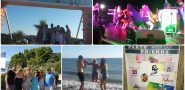 RITMO DE SALSA Dubrovčani zaplesali na pijesku 'Copacabane'