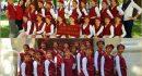 18. Europsko prvenstvo: Ovacije publike za slatke Župske mažoretke