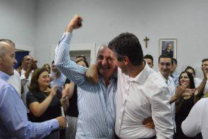 FOTO Slavlje u Petilovrijencima: HDZ osvojio sve gradove u županiji, u Dubrovniku imaju 800 glasova više od Narodne koalicije