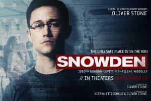 SNOWDEN  – biografija, drama, triler @ Kino Sloboda