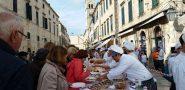 GOOD FOOD FESTIVAL Prihod od Dubrovačke trpeze i gala večere 'Rixos Davos' ide najpotrebnijima