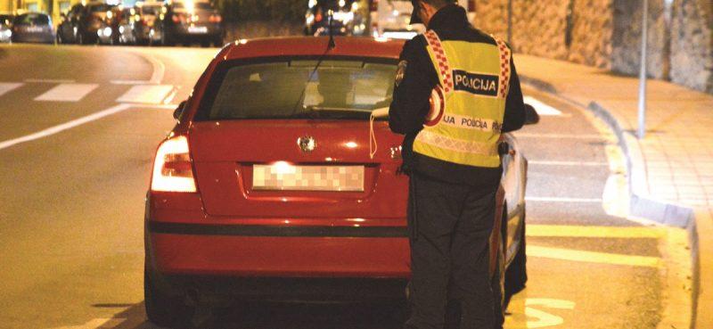 POZIV GRAĐANIMA Predložite lokacije nadzora brzine kretanja vozila!