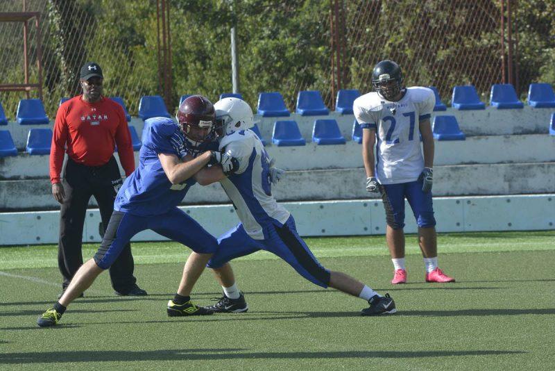 Sharksi vas trebaju, postanite dio američkog nogometa u Dubrovniku