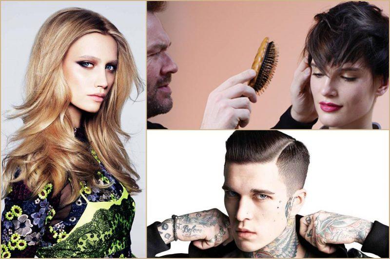 Artistic team Salona 'Miluka' otkriva nam trendove iz Londona!