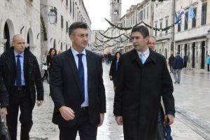 Na proslavi HDZ-a Franković najavio kandidaturu za gradonačelnika