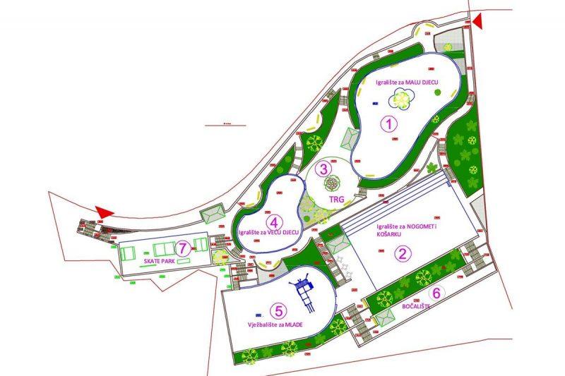 OD 'STREET WORKOUTA' DO FITNESSA Babin kuk dobit će sportsko rekreacijski park