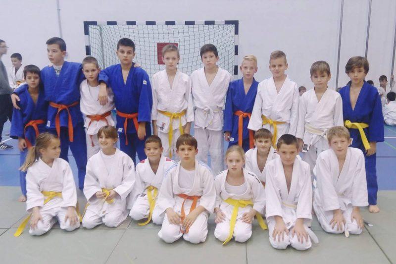 TROFEJ MARJANA 15 medalja judokama JK Dubrovnik 1966!