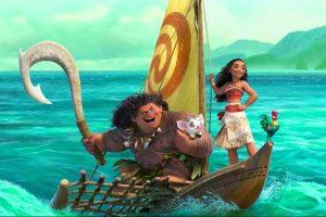 VAIANA 3D : POTRAGA ZA MITSKIM OTOKOM – animirana obiteljska avantura @ Kino Sloboda