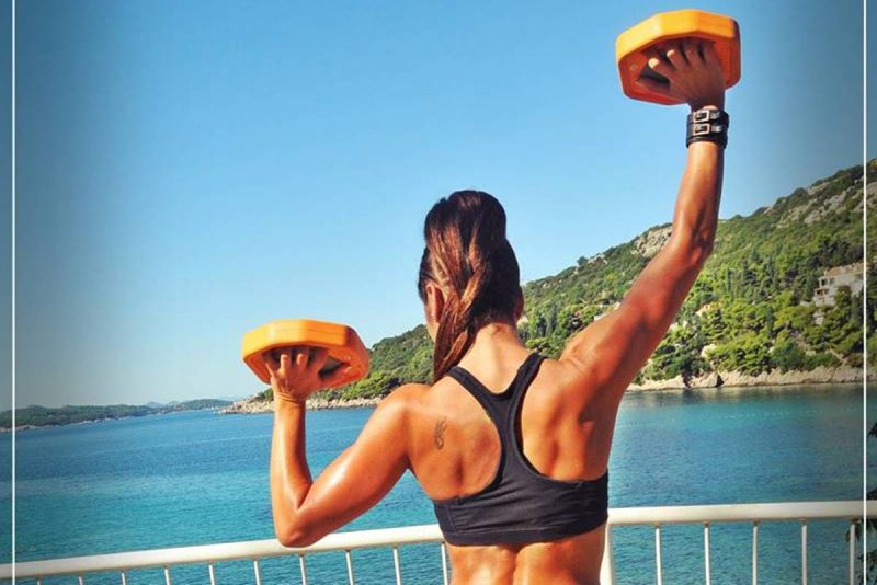 BODY PUMP INSTRUKTORICA TEA PAČE Aktivirajte mišiće i dovedite se u formu!