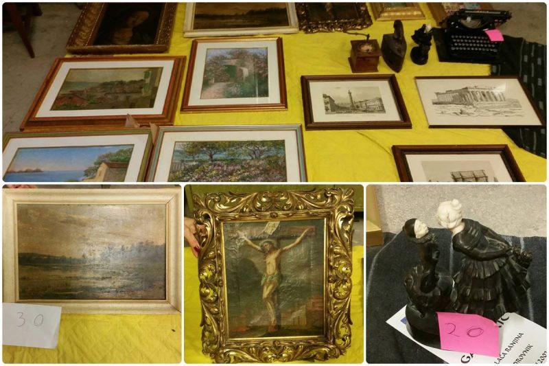 Carinici kod Vrgorca zaustavili kombi pun vrijednih umjetnina iz Dubrovnika