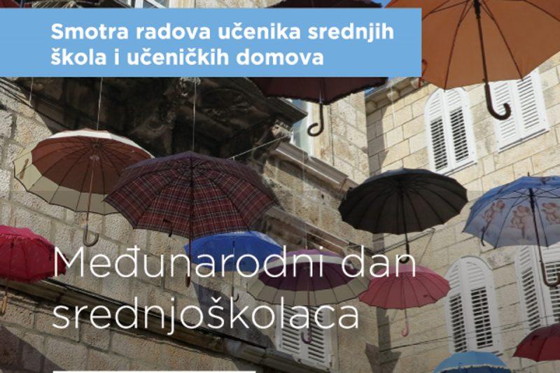 EUROPSKI DAN SREDNJOŠKOLACA 'Znanje se množi dijeljenjem!'