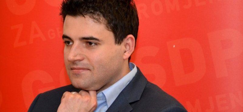 UNUTARSTRANAČKI IZBORI Davor Bernardić novi je šef SDP-a