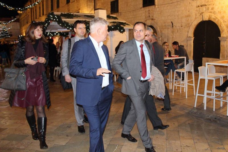 Dobrović podržao gradske projekte gospodarenja otpadom
