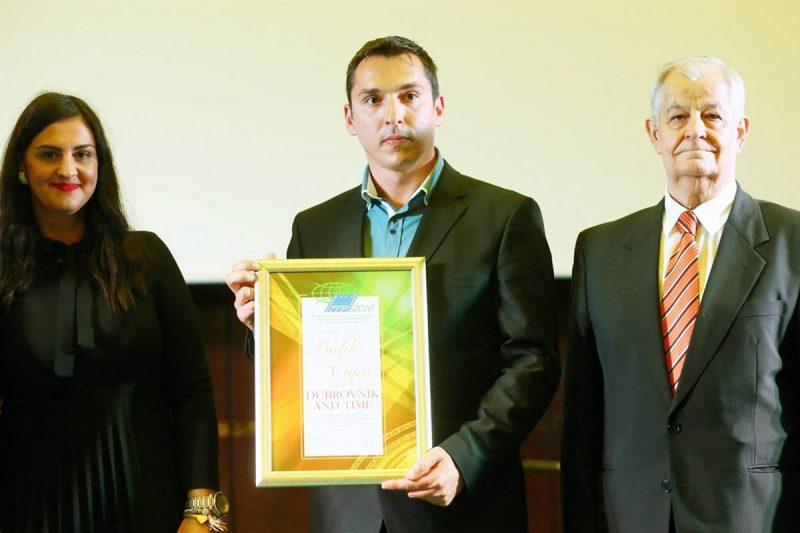 'DUBROVNIK & TIME' Nova vrijedna nagrada za promotivni film o gradu!
